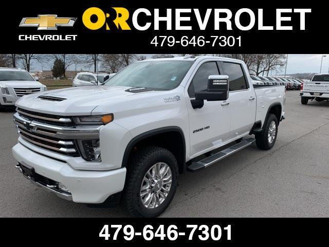 2020 Silverado 2500 Crew Cab 4x4, Pickup #188855 - photo 1