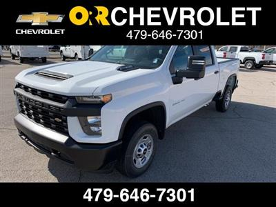 2020 Chevrolet Silverado 2500 Crew Cab 4x4, Pickup #193394 - photo 1
