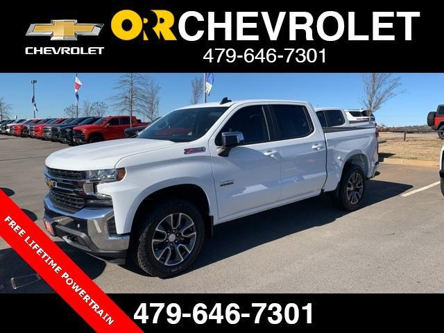 2020 Silverado 1500 Crew Cab 4x4, Pickup #193771 - photo 1