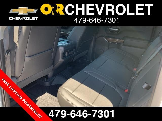 2019 Silverado 1500 Crew Cab 4x4, Pickup #224547 - photo 4