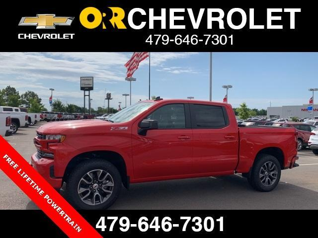2019 Silverado 1500 Crew Cab 4x4,  Pickup #228065 - photo 1
