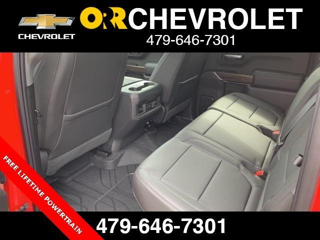 2019 Silverado 1500 Crew Cab 4x4,  Pickup #228065 - photo 4