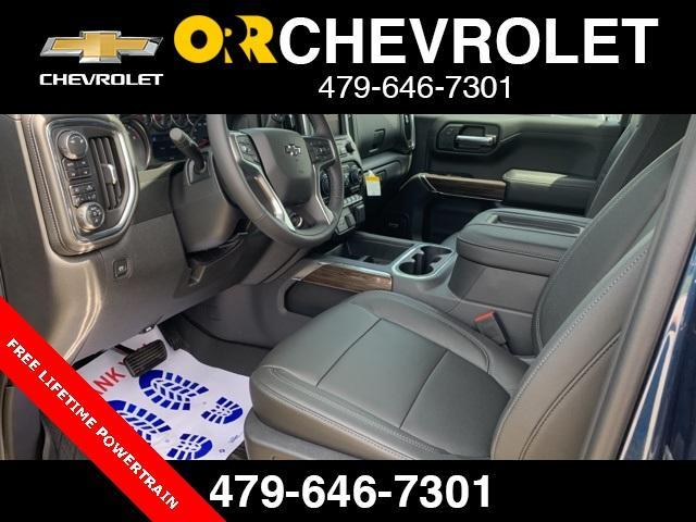 2019 Silverado 1500 Crew Cab 4x4,  Pickup #230180 - photo 3