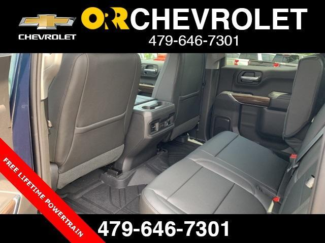 2019 Silverado 1500 Crew Cab 4x4,  Pickup #230180 - photo 4
