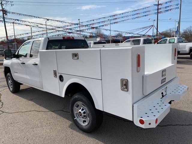 2019 Silverado 2500 Double Cab 4x2, Stahl Service Body #232748 - photo 2