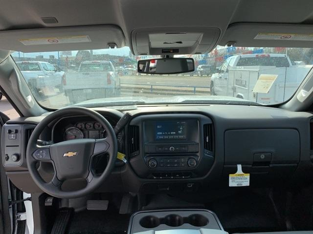 2019 Silverado 2500 Double Cab 4x2, Stahl Service Body #232748 - photo 5