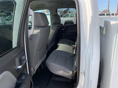 2019 Silverado 2500 Double Cab 4x2, Stahl Service Body #232748 - photo 4