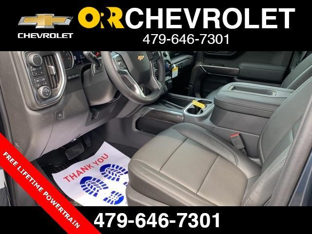 2019 Silverado 1500 Crew Cab 4x4,  Pickup #232817 - photo 3