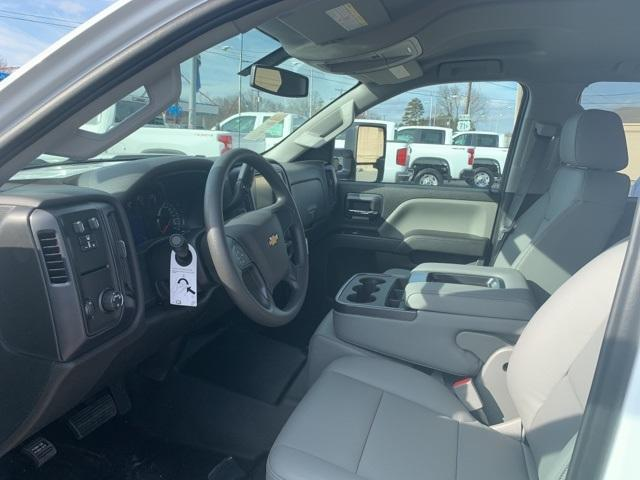 2019 Silverado 2500 Double Cab 4x2, Stahl Service Body #234359 - photo 11