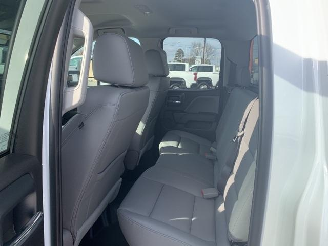 2019 Silverado 2500 Double Cab 4x2, Stahl Service Body #234359 - photo 12