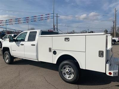 2019 Silverado 2500 Double Cab 4x2, Stahl Service Body #234359 - photo 2