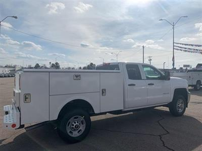 2019 Silverado 2500 Double Cab 4x2, Stahl Service Body #234359 - photo 5