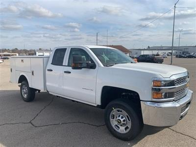 2019 Silverado 2500 Double Cab 4x2, Stahl Service Body #234359 - photo 6