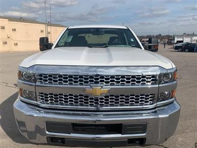 2019 Silverado 2500 Double Cab 4x2, Stahl Service Body #234359 - photo 7