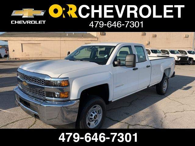2019 Silverado 2500 Double Cab 4x2, Pickup #235290 - photo 1
