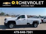 2020 Chevrolet Silverado 2500 Regular Cab 4x4, Pickup #236950 - photo 1