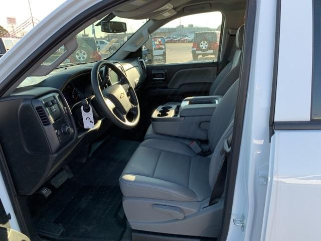 2019 Silverado 2500 Double Cab 4x2, Stahl Service Body #238902 - photo 3