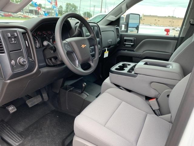 2019 Silverado 2500 Crew Cab 4x4,  Pickup #241751 - photo 3