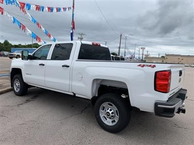2019 Silverado 2500 Crew Cab 4x4,  Pickup #241751 - photo 2