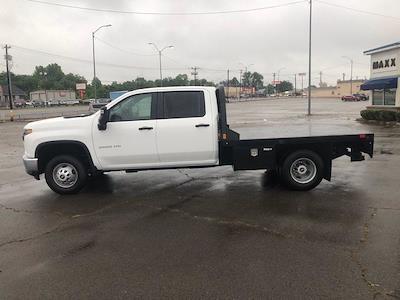 2021 Chevrolet Silverado 3500 Crew Cab 4x2, CM Truck Beds RD Model Platform Body #243001 - photo 3