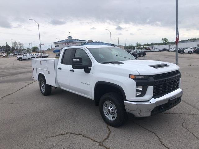 2020 Chevrolet Silverado 2500 Double Cab 4x4, Reading SL Service Body #245058 - photo 3