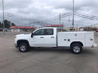 2020 Chevrolet Silverado 2500 Double Cab 4x4, Reading SL Service Body #245058 - photo 4