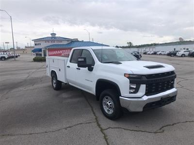 2020 Chevrolet Silverado 2500 Double Cab 4x4, Reading SL Service Body #245124 - photo 3