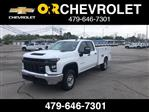 2020 Chevrolet Silverado 2500 Double Cab 4x4, Reading SL Service Body #245124 - photo 1