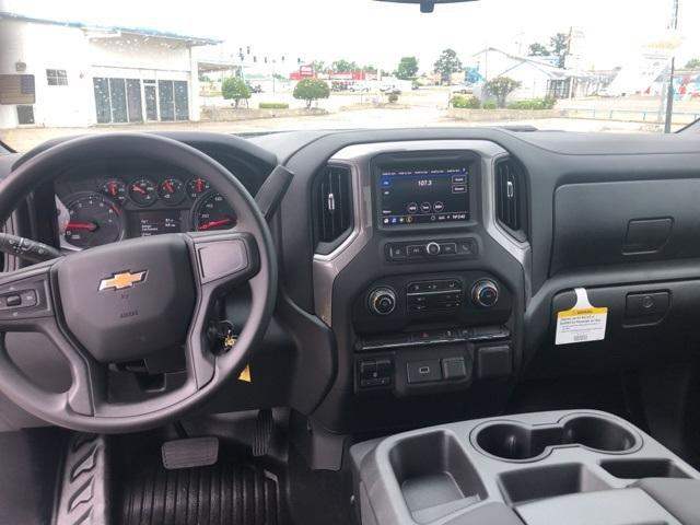 2020 Chevrolet Silverado 2500 Double Cab 4x4, Reading SL Service Body #245156 - photo 7