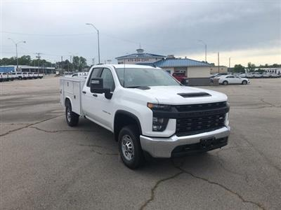 2020 Chevrolet Silverado 2500 Double Cab 4x4, Reading SL Service Body #245156 - photo 3