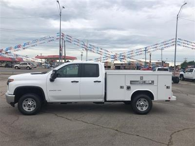 2020 Chevrolet Silverado 2500 Double Cab 4x4, Reading SL Service Body #245156 - photo 4