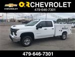 2020 Chevrolet Silverado 2500 Double Cab 4x4, Reading SL Service Body #245156 - photo 1
