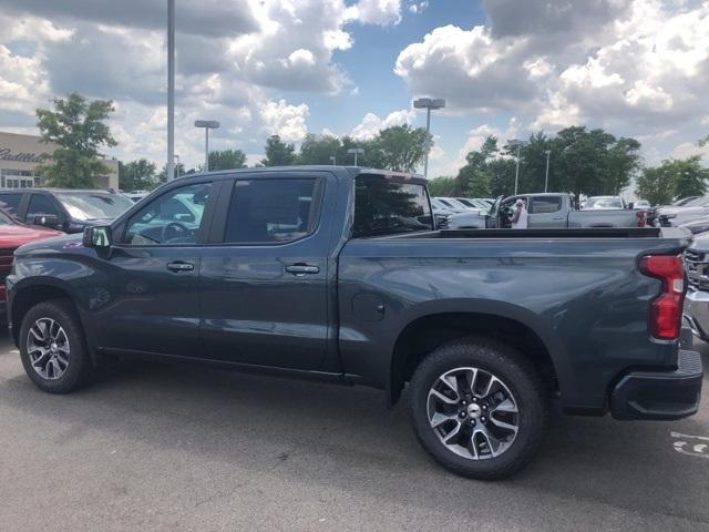 2019 Silverado 1500 Crew Cab 4x4,  Pickup #249067 - photo 2