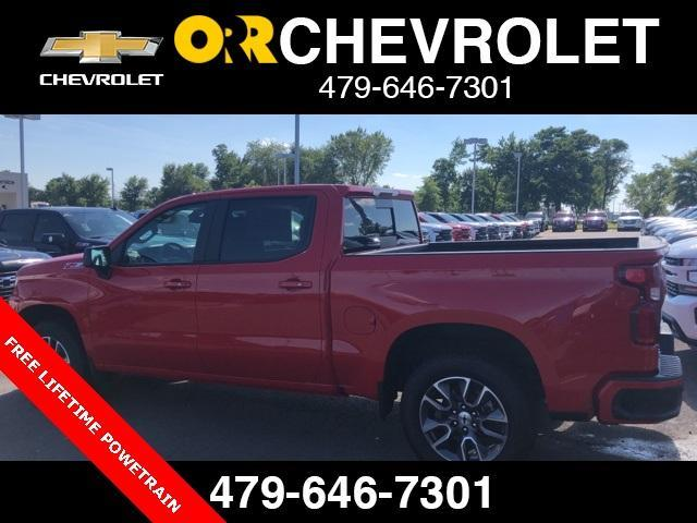 2019 Silverado 1500 Crew Cab 4x4,  Pickup #249307 - photo 2