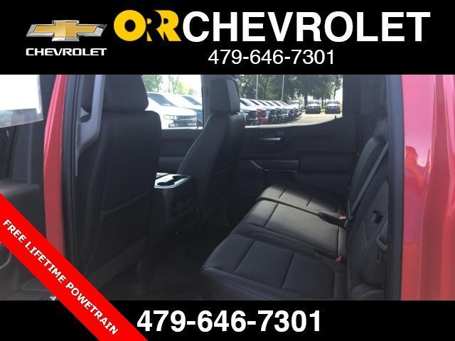 2019 Silverado 1500 Crew Cab 4x4,  Pickup #249307 - photo 4