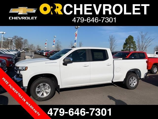 2019 Silverado 1500 Crew Cab 4x2,  Pickup #251834 - photo 1