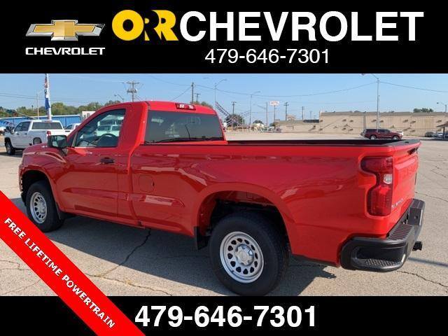 2019 Silverado 1500 Regular Cab 4x2, Pickup #255950 - photo 2