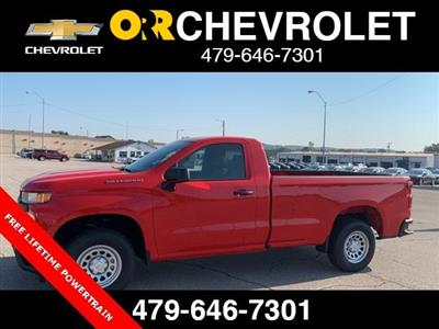 2019 Silverado 1500 Regular Cab 4x2, Pickup #255950 - photo 1