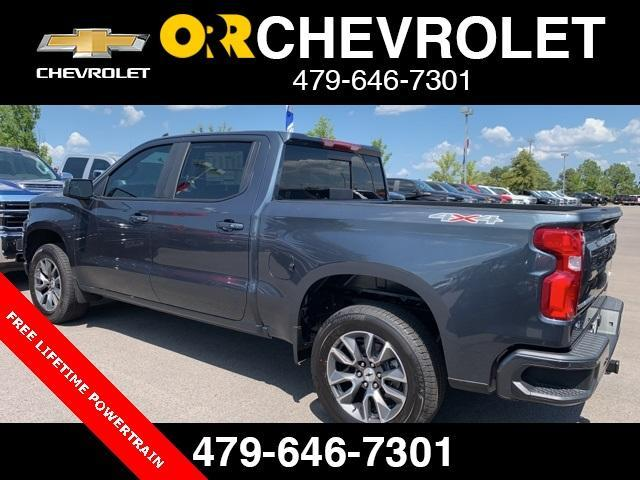 2019 Silverado 1500 Crew Cab 4x4,  Pickup #257238 - photo 2