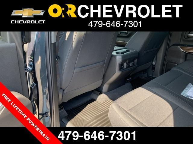 2019 Silverado 1500 Crew Cab 4x4,  Pickup #257238 - photo 4