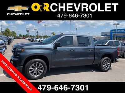 2019 Silverado 1500 Crew Cab 4x4,  Pickup #257238 - photo 1