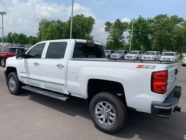 2019 Silverado 2500 Crew Cab 4x4,  Pickup #258617 - photo 2