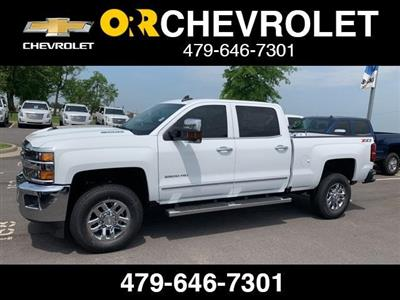 2019 Silverado 2500 Crew Cab 4x4,  Pickup #258617 - photo 1