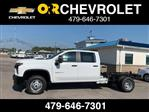 2020 Chevrolet Silverado 3500 Crew Cab DRW 4x4, Cab Chassis #258722 - photo 1