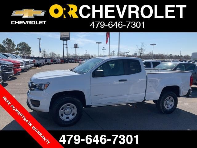 2019 Colorado Extended Cab 4x2,  Pickup #264219 - photo 1