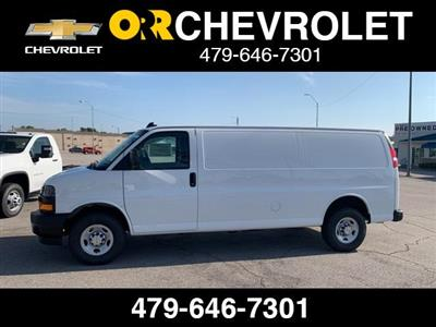 2020 Chevrolet Express 2500 RWD, Empty Cargo Van #267126 - photo 1