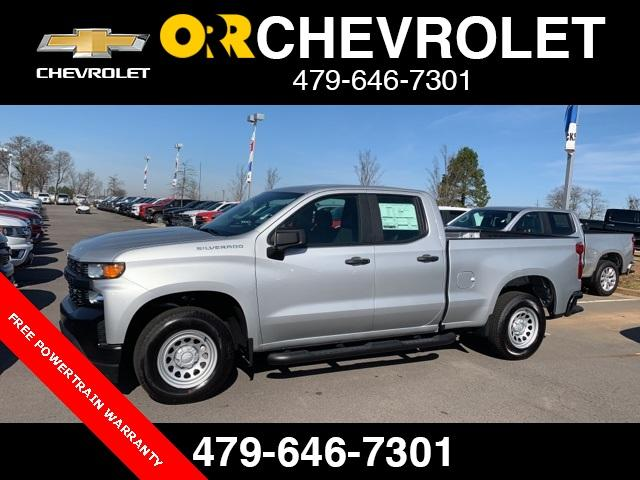 2019 Silverado 1500 Double Cab 4x2,  Pickup #273294 - photo 1