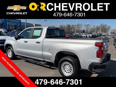 2019 Silverado 1500 Double Cab 4x2,  Pickup #273294 - photo 2