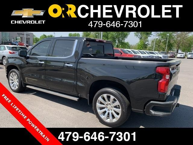 2019 Silverado 1500 Crew Cab 4x4,  Pickup #281674 - photo 2