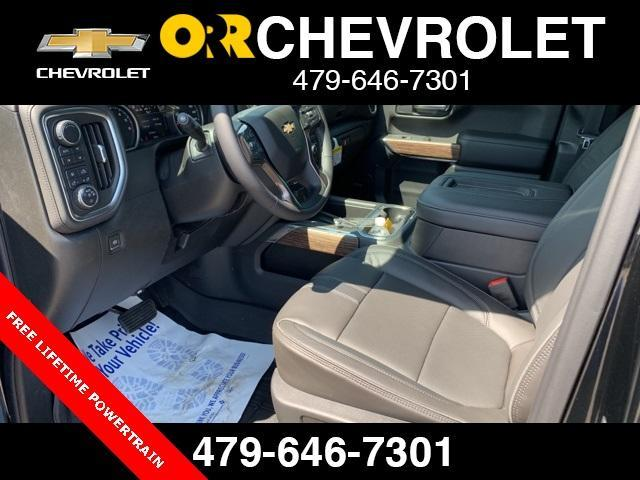2019 Silverado 1500 Crew Cab 4x4,  Pickup #281674 - photo 3